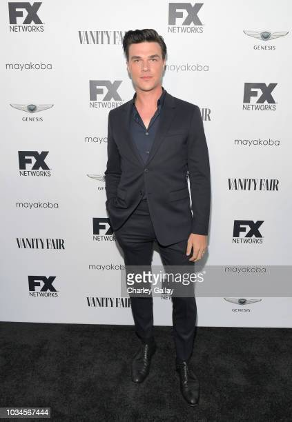 Finn Wittrock attends FX Networks celebration of their Emmy nominees in partnership with Vanity Fair at Craft on September 16 2018 in Century City...