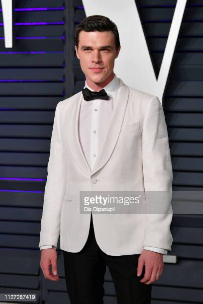 Finn Wittrock attends the 2019 Vanity Fair Oscar Party hosted by Radhika Jones at Wallis Annenberg Center for the Performing Arts on February 24 2019...