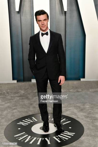Finn Wittrock attends the 2020 Vanity Fair Oscar Party hosted by Radhika Jones at Wallis Annenberg Center for the Performing Arts on February 09,...