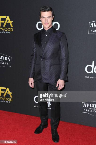 Finn Wittrock attends the 23rd Annual Hollywood Film Awards at The Beverly Hilton Hotel on November 03 2019 in Beverly Hills California