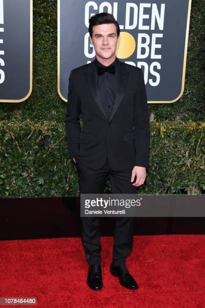 Finn Wittrock attends the 76th Annual Golden Globe Awards at The Beverly Hilton Hotel on January 6 2019 in Beverly Hills California