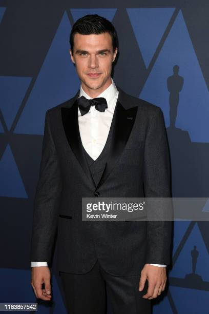 Finn Wittrock attends the Academy Of Motion Picture Arts And Sciences' 11th Annual Governors Awards at The Ray Dolby Ballroom at Hollywood Highland...