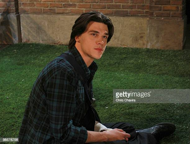 CHILDREN Finn Wittrock in a scene that airs the week of April 26 2010 on Walt Disney Television via Getty Images Daytime's All My Children All My...
