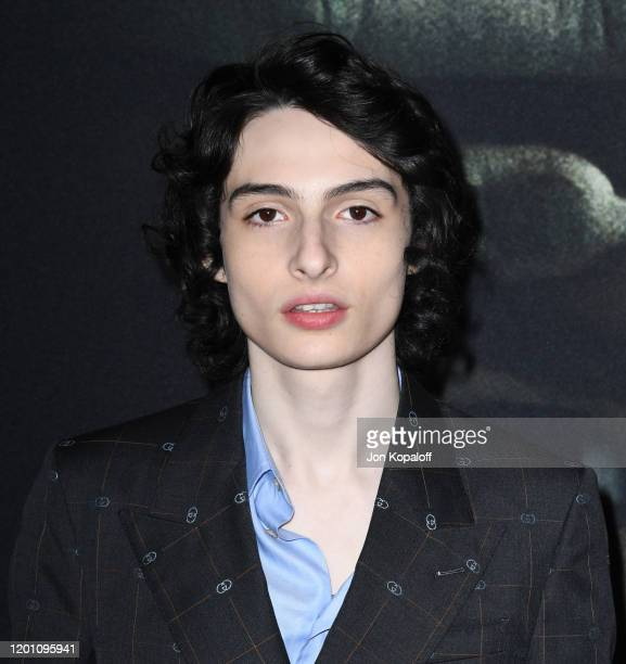 Finn Wolfhard attends the premiere of Universal Pictures' The Turning at TCL Chinese Theatre on January 21 2020 in Hollywood California