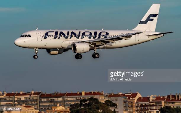 OH-LXF Finnair Airbus A320-200
