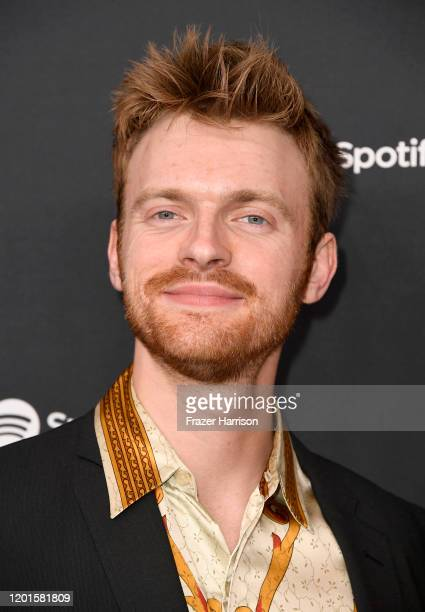 Finneas O'Connell attends Spotify Hosts Best New Artist Party at The Lot Studios on January 23 2020 in Los Angeles California