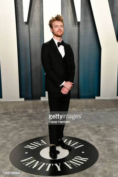 Finneas O'Connell attends the 2020 Vanity Fair Oscar Party hosted by Radhika Jones at Wallis Annenberg Center for the Performing Arts on February 09,...