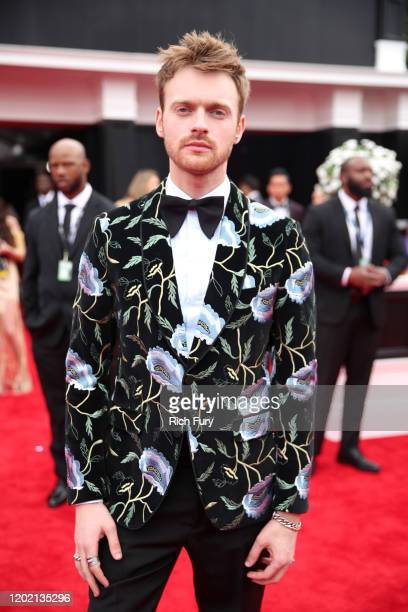 Finneas O'Connell attends the 62nd Annual GRAMMY Awards at STAPLES Center on January 26 2020 in Los Angeles California