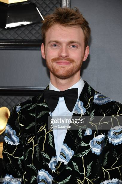 Finneas O'Connell attends the 62nd Annual GRAMMY Awards at Staples Center on January 26, 2020 in Los Angeles, California.