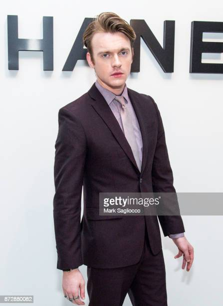 Finneas O'Connell attends the CHANEL celebration of the launch of The Coco Club at The Wing Soho on November 10 2017 in New York City