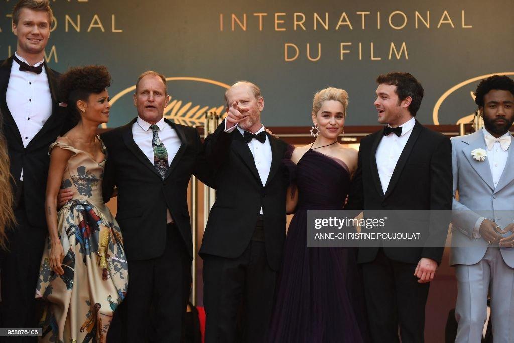 FRANCE-CANNES-FILM-FESTIVAL : News Photo