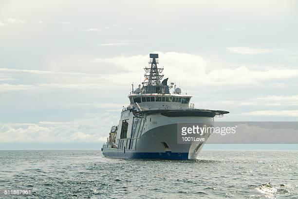 Finnish Coast Guard new built offshore vessel