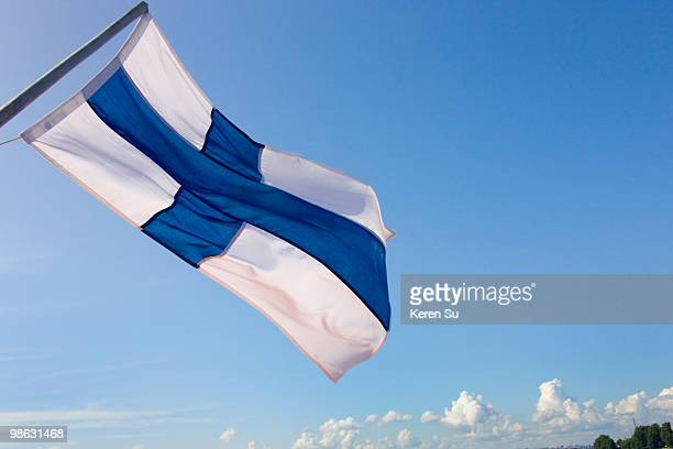 Finnish national flag