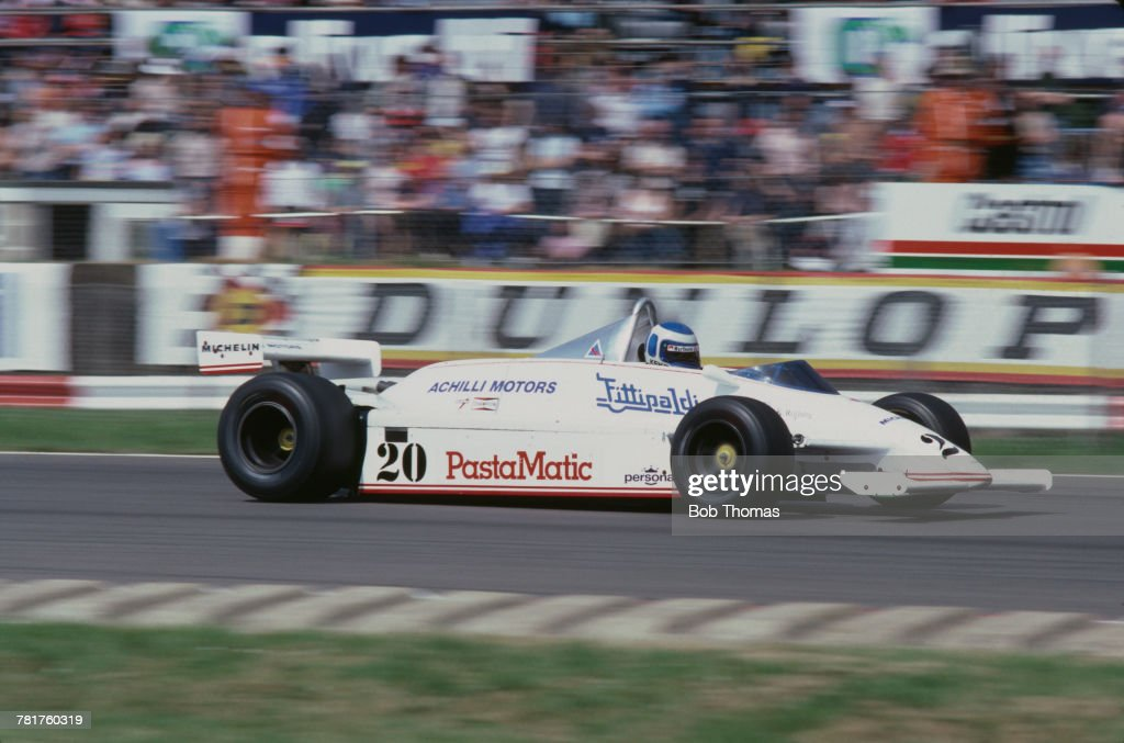 1981 British Grand Prix : News Photo