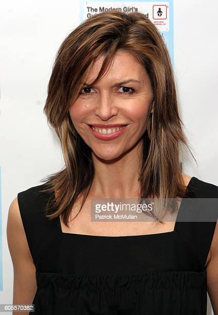 Finola Hughes attends Target Celebrates Author Jane Buckingham's The Modern Girl's Guide to Motherhood at Regent Beverly Wilshire Hotel on May 3 2006...