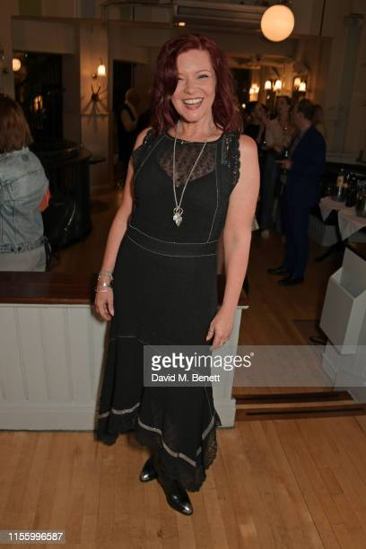 "Finty Williams attends the press night after party for ""The Night Of The Iguana"" at Browns on July 16, 2019 in London, England."