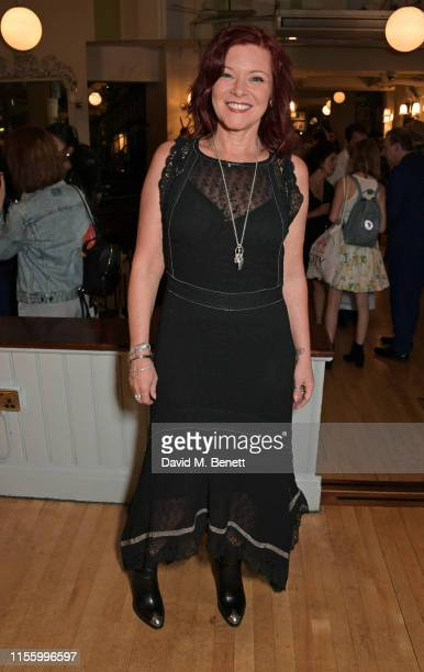 Finty Williams attends the press night after party for The Night Of The Iguana at Browns on July 16 2019 in London England