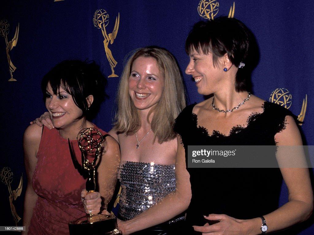27th Annual International Emmy Awards : Fotografia de notícias