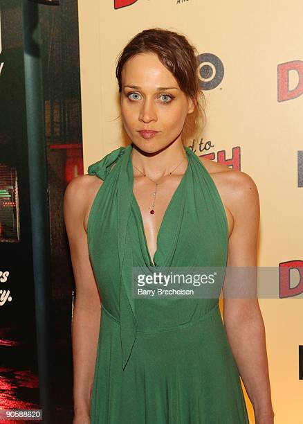 Fiona Apple attends the premiere of HBO's Bored to Death at the Clearview Chelsea Cinemas on September 10 2009 in New York City