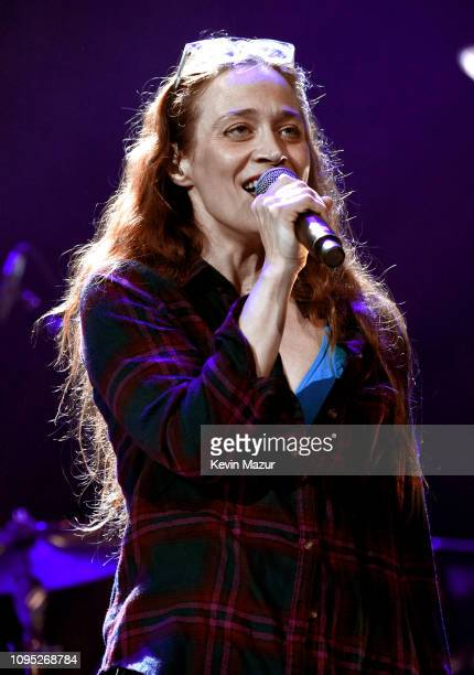 Fiona Apple performs onstage during I Am The Highway A Tribute To Chris Cornell at The Forum on January 16 2019 in Inglewood California