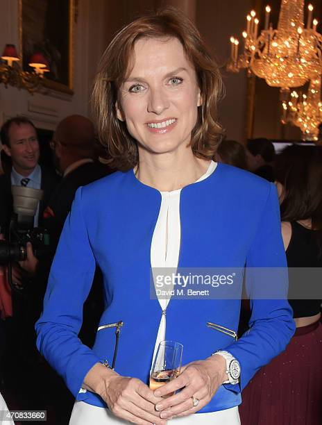 8a6eae6df Fiona Bruce attends as Audi hosts the opening night performance of La Fille  Mal Gardee at. '