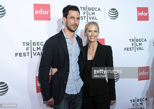 Fiona Carter of ATT attends the 'Taxi Driver' 40th Anniversary Screening during the 2016 Tribeca Film Festival at Beacon Theatre on April 21 2016 in...