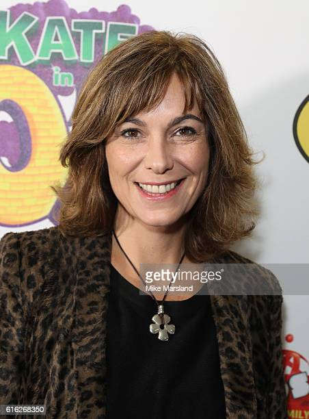 Fiona Dolman arrives at Kate MimMim Kate in Oz UK Premiere at Curzon Soho on October 22 2016 in London England