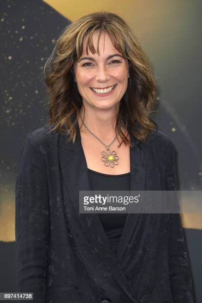 """Fiona Dolman attends """"Midsomer Murders"""" Photocall as part of the 57th Monte Carlo TV Festival at the Grimaldi Forum on June 18, 2017 in Monte-Carlo,..."""