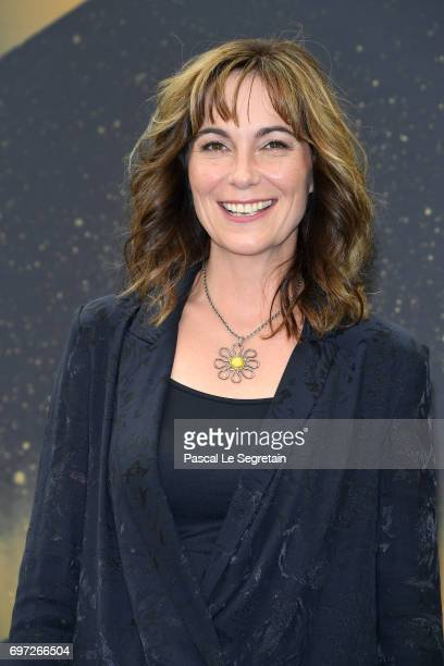 Fiona Dolman from 'Midsomer Murders' attends a photocall during the 57th Monte Carlo TV Festival Day 3 on June 18 2017 in MonteCarlo Monaco