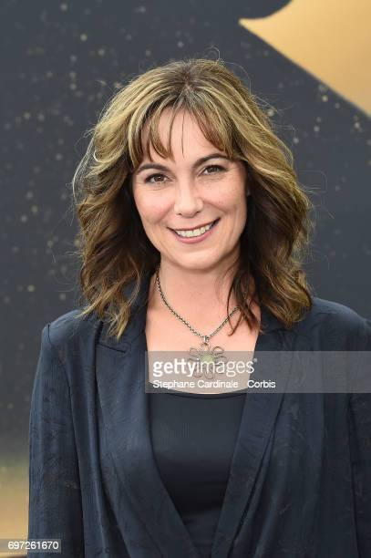 Fiona Dolman from 'Midsomer Murders' TV Show poses for a Photocall during the 57th Monte Carlo TV Festival Day Three on June 18 2017 in MonteCarlo...
