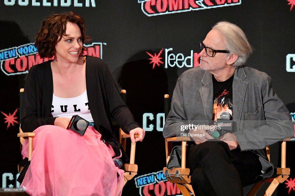 2017 New York Comic Con - Day 1 : ニュース写真