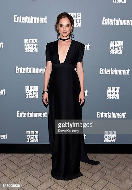 Fiona Dourif attends EW Hosts An Evening With BBC America on October 6 2016 in New York City