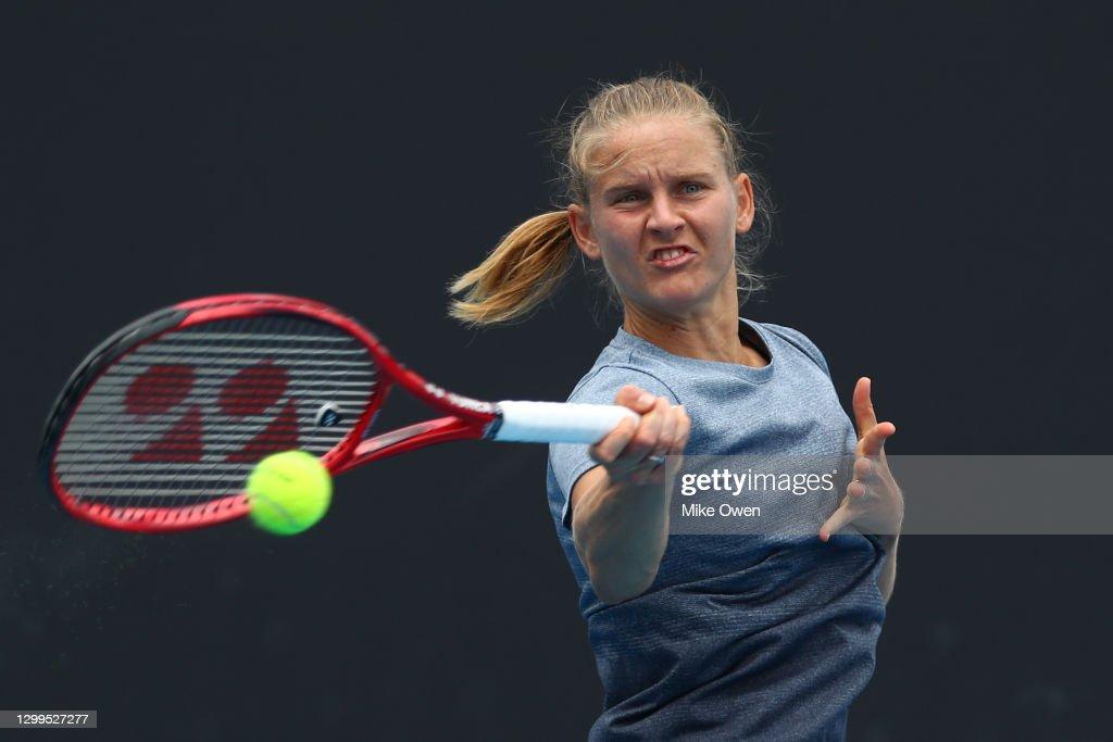 WTA 500 Yarra Valley Classic: Day 1 : News Photo