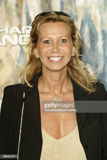 Fiona Gelin during Charlie's Angels Full Throttle Premiere Paris at UGC Normandy Champs Elysees in Paris France