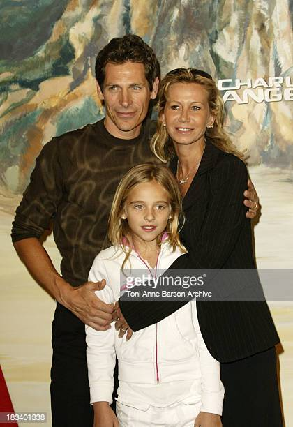 Fiona Gelin Famillly during Charlie's Angels Full Throttle Premiere Paris at UGC Normandy Champs Elysees in Paris France