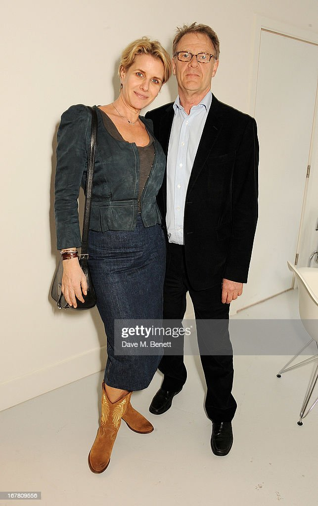 Fiona Golfar And Robert Fox Attend The Conde Nast College Of Fashion News Photo Getty Images