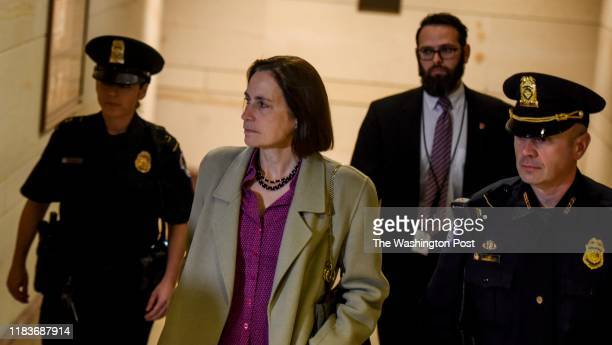 Fiona Hill C a foreign affairs specialist and national security official specializing in the former Soviet Union and Russian and European affairs...