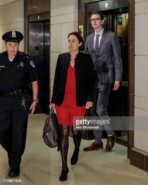 Fiona Hill former Special Assistant to US President Donald Trump and Senior Director for European and Russian Affairs on the United States National...