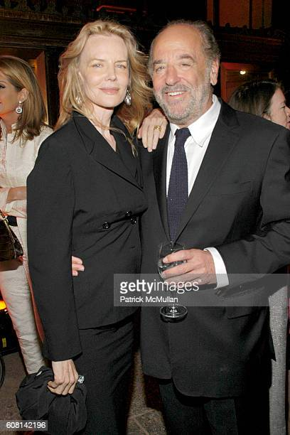 Fiona Lewis and Art Linson attend VANITY FAIR & Tribeca Film Festival Party hosted by GRAYDON CARTER and ROBERT DE NIRO at The State Supreme...