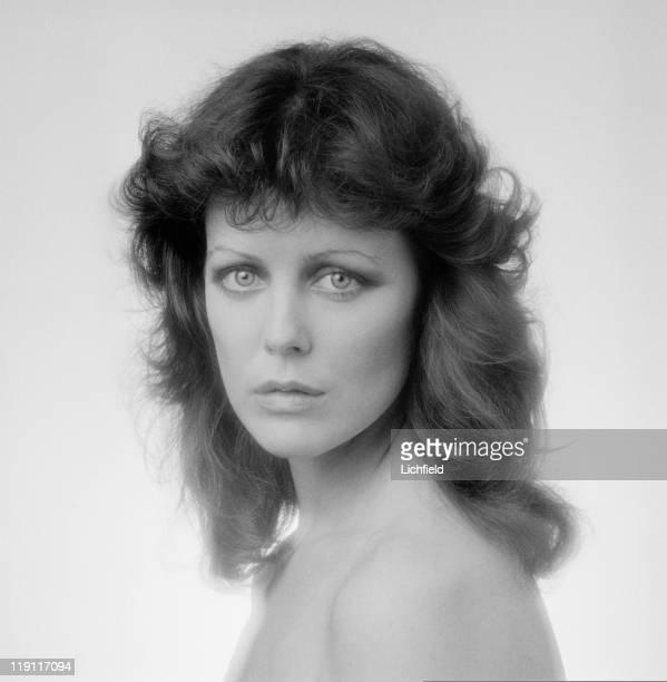 Fiona Lewis, British actress, 22nd November 1972.