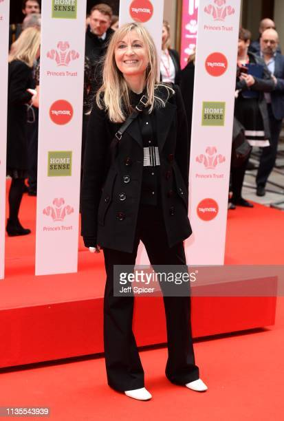 Fiona Phillips attends The Prince's Trust TKMaxx and Homesense Awards at The Palladium on March 13 2019 in London England