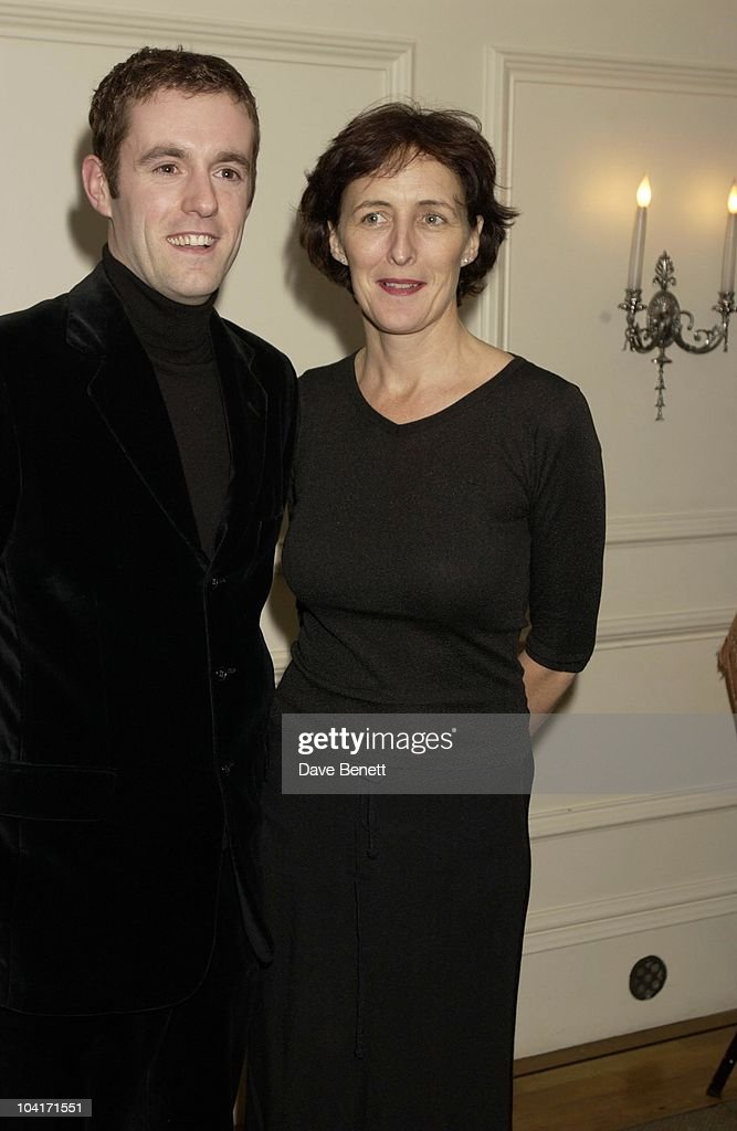 Fiona Shaw, Evening Standard Film Awards, At The Savoy Hotel, London