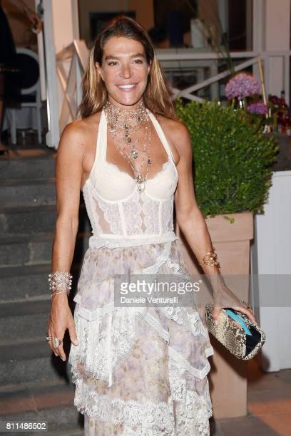 Fiona Swarovski attends 2017 Ischia Global Film & Music Fest on July 9, 2017 in Ischia, Italy.