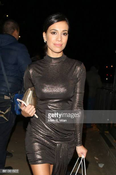Fiona Wade attending the The OK Beauty Awards on November 28 2017 in London England