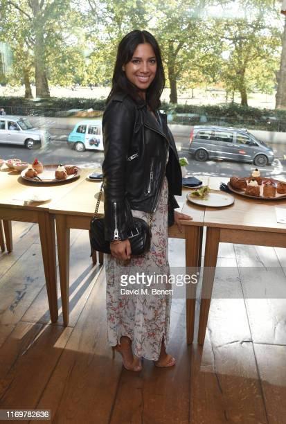 Fiona Wade attends Hide x Versini Macmillan Coffee Morning at Hide Restaurant on September 20 2019 in London England