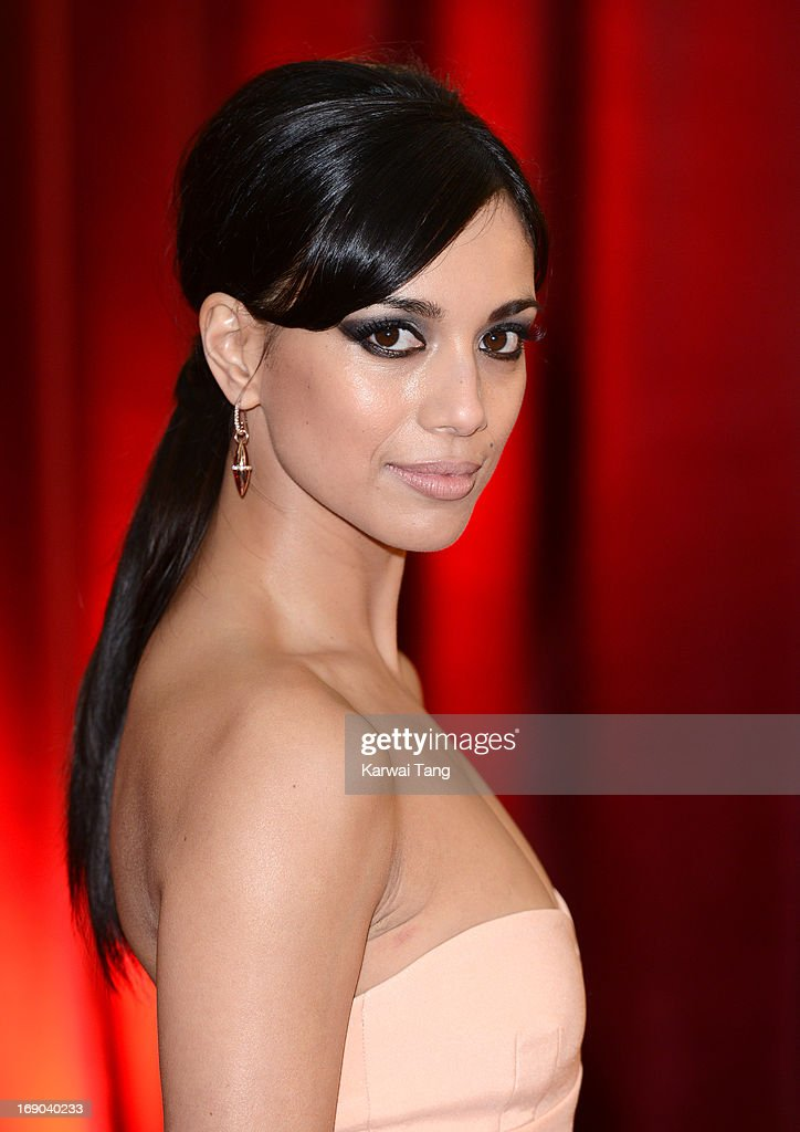 Fiona Wade attends the British Soap Awards at Media City on May 18, 2013 in Manchester, England.