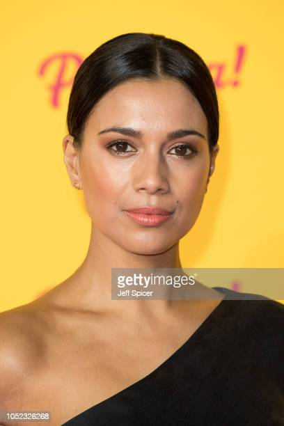 Fiona Wade attends the ITV Palooza held at The Royal Festival Hall on October 16 2018 in London England