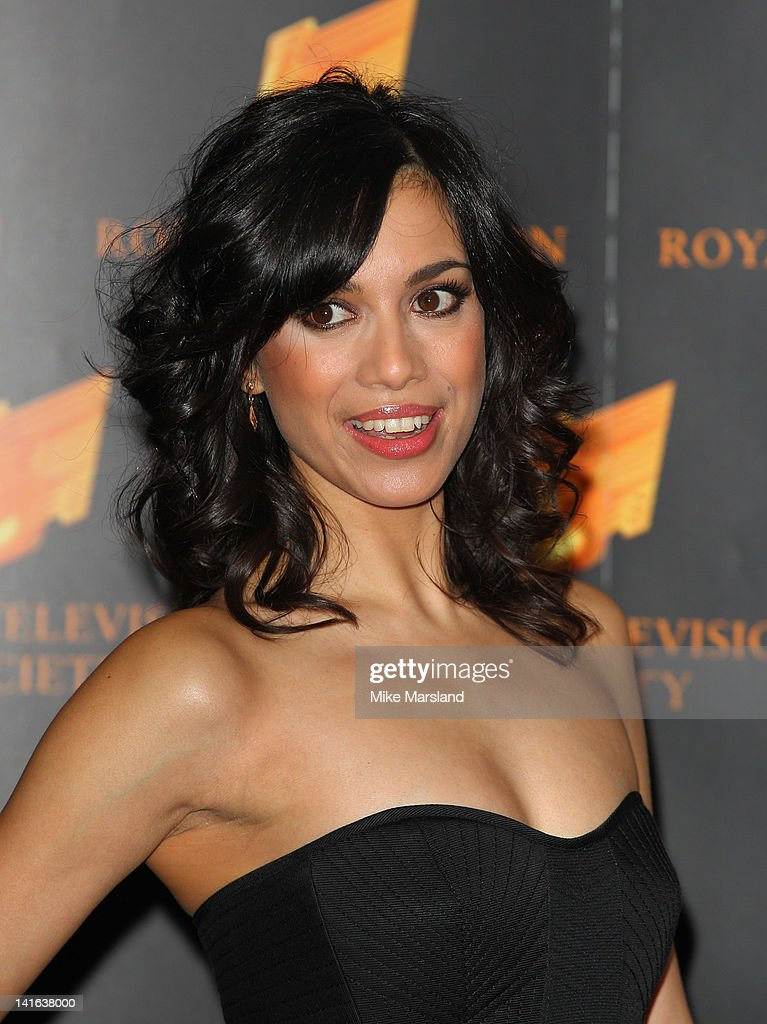Fiona Wade attends the RTS Programme Awards at Grosvenor House, on March 20, 2012 in London, England.