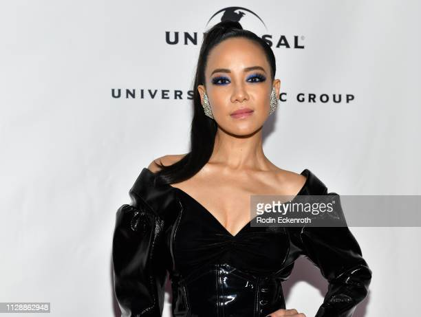 Fiona Xie attends the Universal Music Group's 2019 After Party To Celebrate The GRAMMYs at ROW DTLA on February 10 2019 in Los Angeles California
