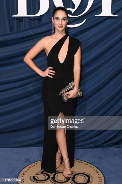 Fiona Zanetti attends The Business Of Fashion Celebrates The #BoF500 2019 at Hotel de Ville on September 30 2019 in Paris France